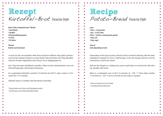 { Recipe }Potato-Bread Focaccia-Style « Midsommarflicka | So, it was weekend. And I was bored.