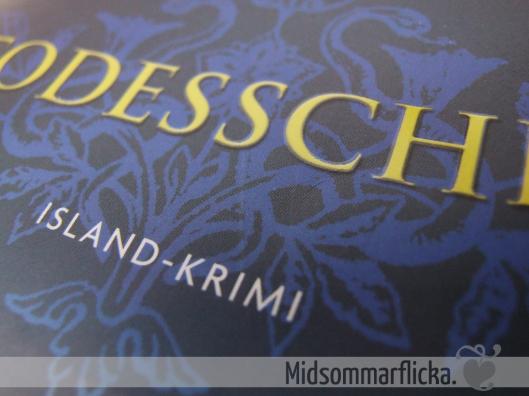 "Island-Krimi ""Todesschiff"""