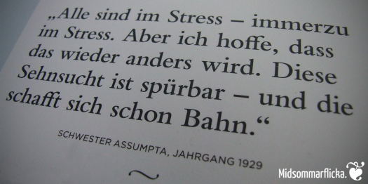 Barmherzige Schwestern | Ankerherz Verlag « Midsommarflicka | So, it was weekend. And I was bored.