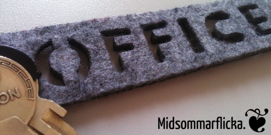 office « Midsommarflicka | So, it was weekend. And I was bored.