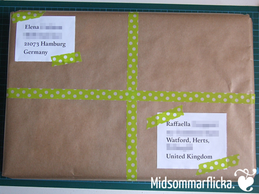 package pals « Midsommarflicka | So, it was weekend. And I was bored.