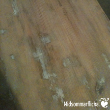 A new old nightstand « Midsommarflicka | So, it was weekend. And I was bored.
