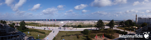 Warnemünde Panorama « Midsommarflicka | So, it was weekend. And I was bored.