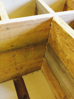 Wine Crate Scarves Storage « Midsommarflicka