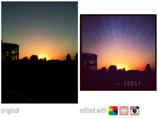 Favorite Photo-Editing Apps « Midsommarflicka | So, it was weekend. And I was bored.