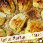 Apple-Marzipan-Tarte « Midsommarflicka   So, it was weekend. And I was bored.