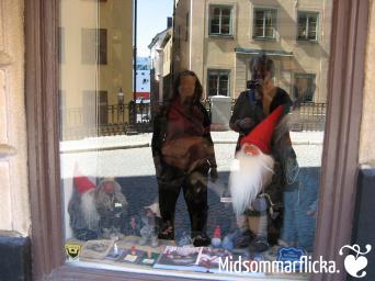 Fensterspiegelung