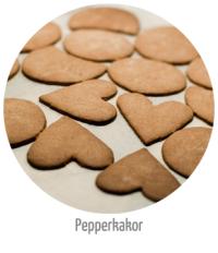 pepperkakor