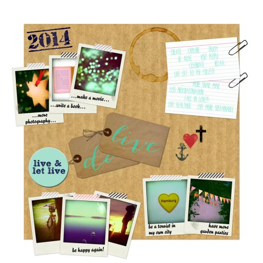 One Word 2014 #CreativeCollective « Midsommarflicka