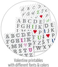 print-valentine