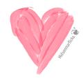 Watercolor Valentine Printable « Midsommarflicka