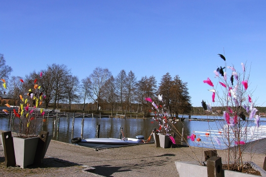 At Strängnäs Harbor, SWE