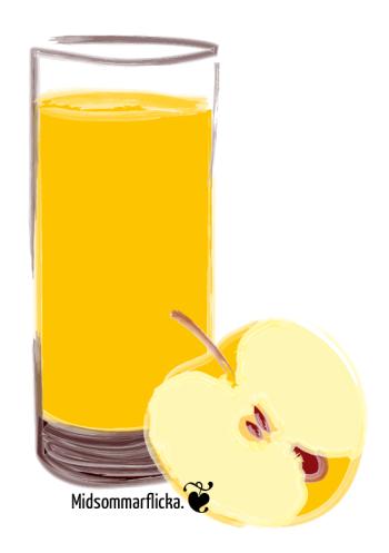 Apfelschorle « Midsommarflicka