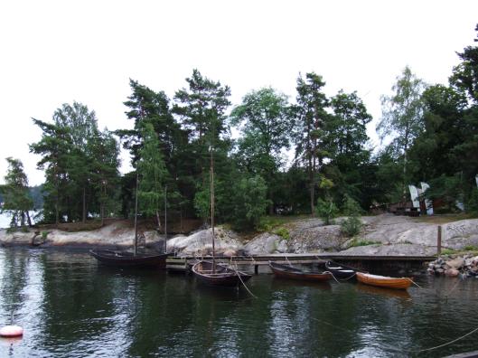 Visiting: Fjäderholmarna (Stockholm, Sweden)